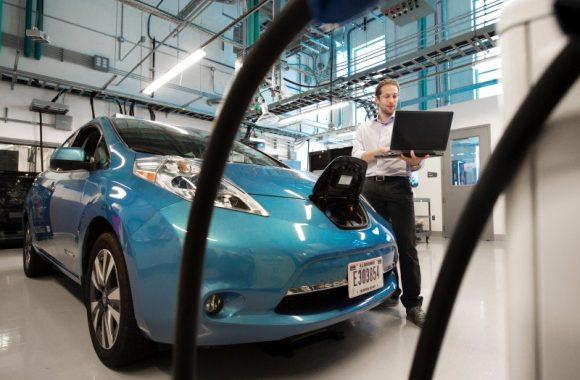 Naprawa aut elektrycznych