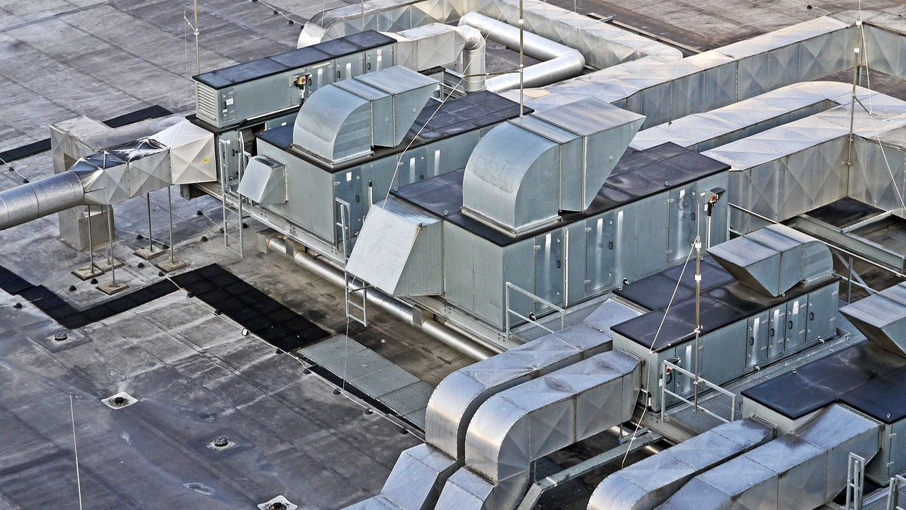 Klimatyzacja przemysłowa
